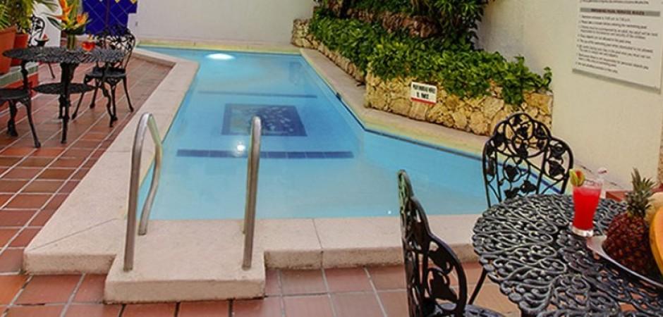 Piscina  Fuente hotelbarlovento com