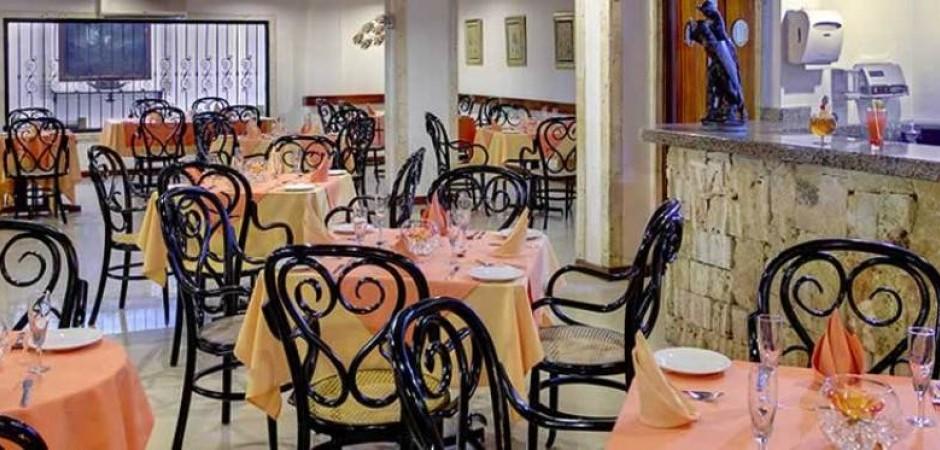 Restaurante  Fuente hotelbarlovento com